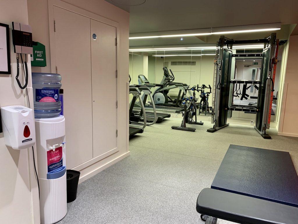 Radisson Collection Royal Mile Gym