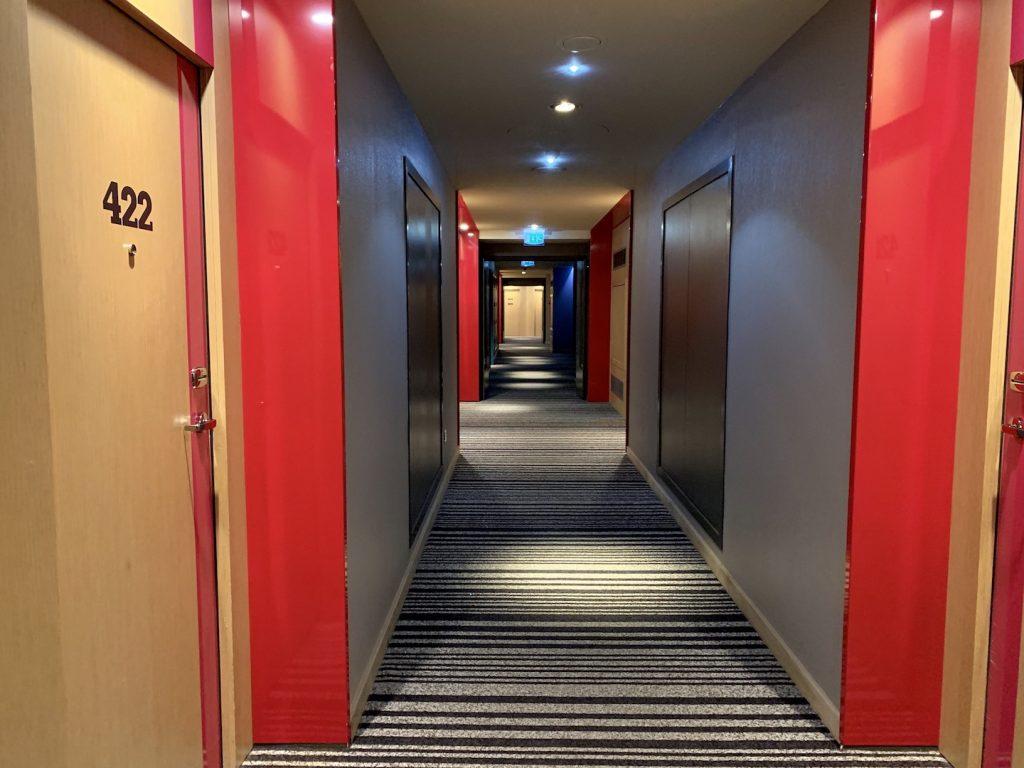 Radisson Collection Royal Mile Hallway