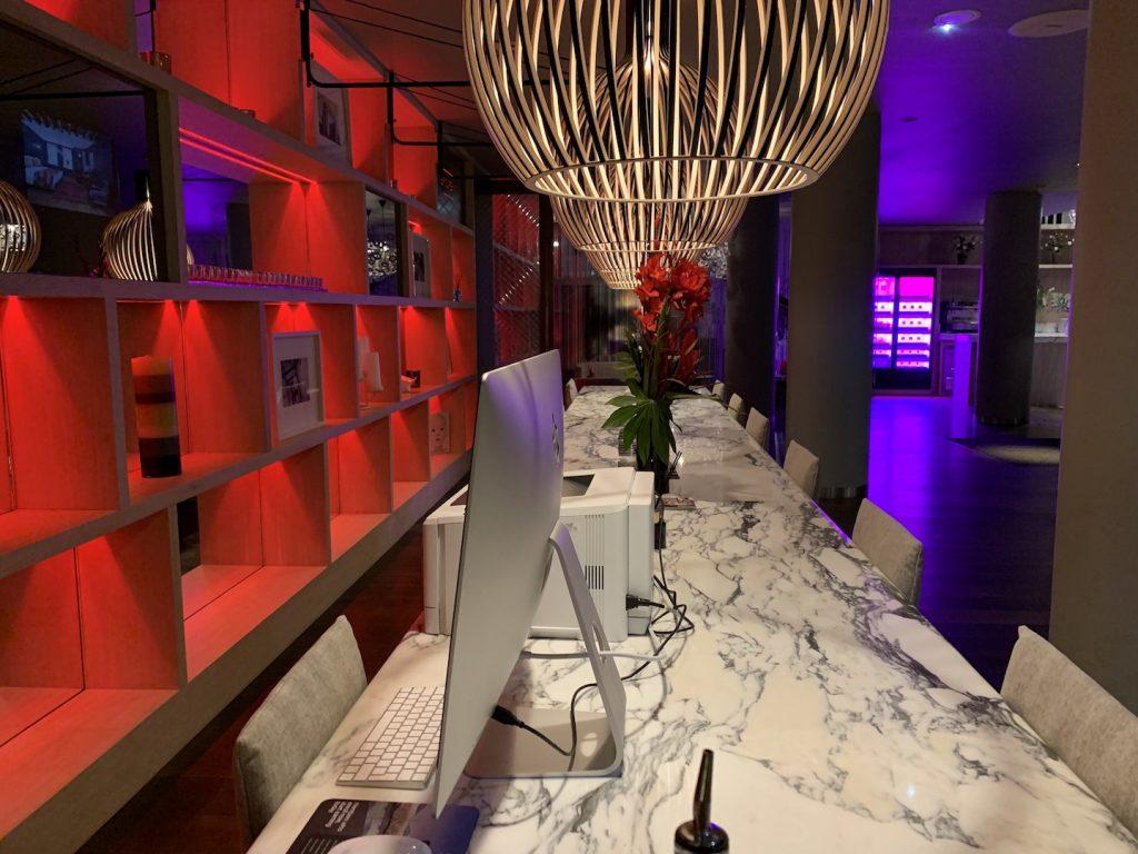 Radisson Collection Royal Mile Lobby Desk