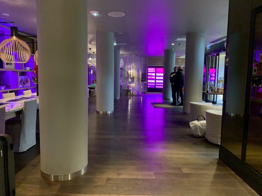 Radisson Collection Royal Mile Lobby Overview