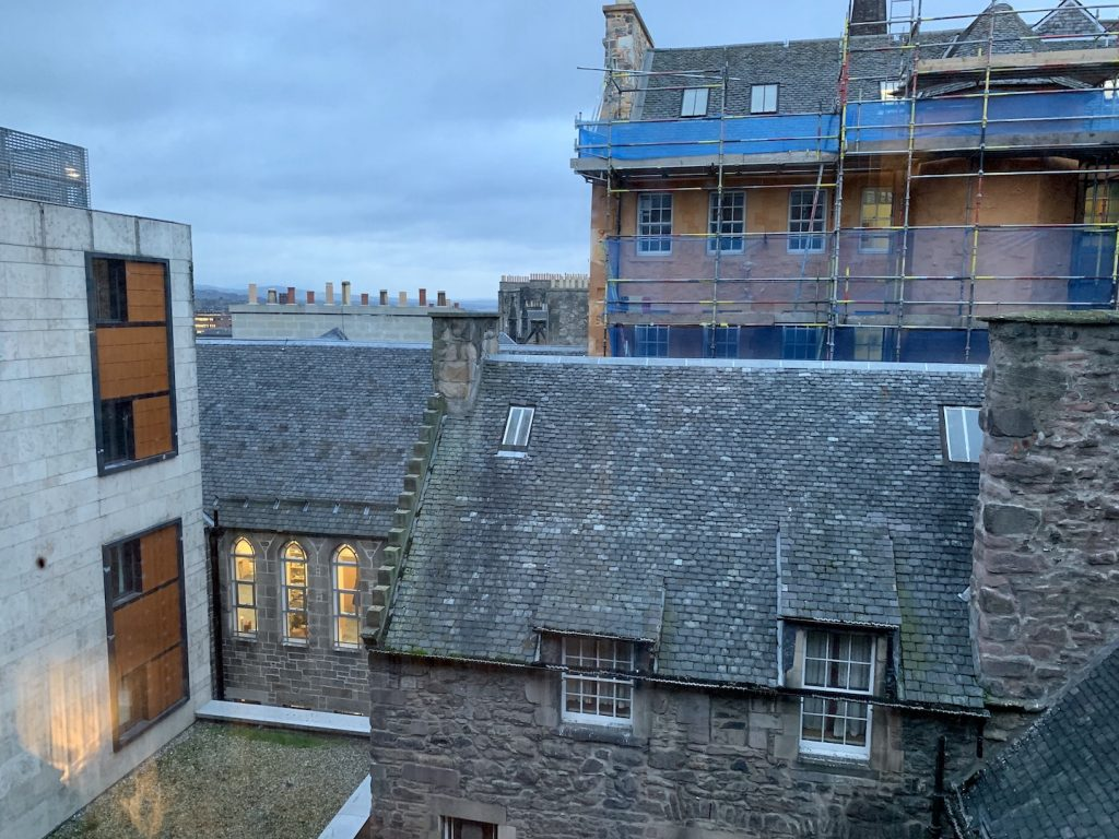 Radisson Collection Royal Mile Room View