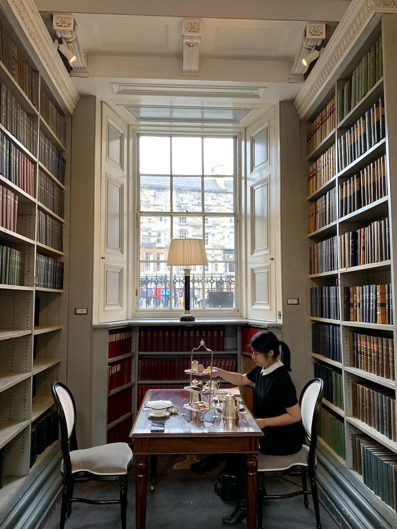 The Signet Library Bethany Looi