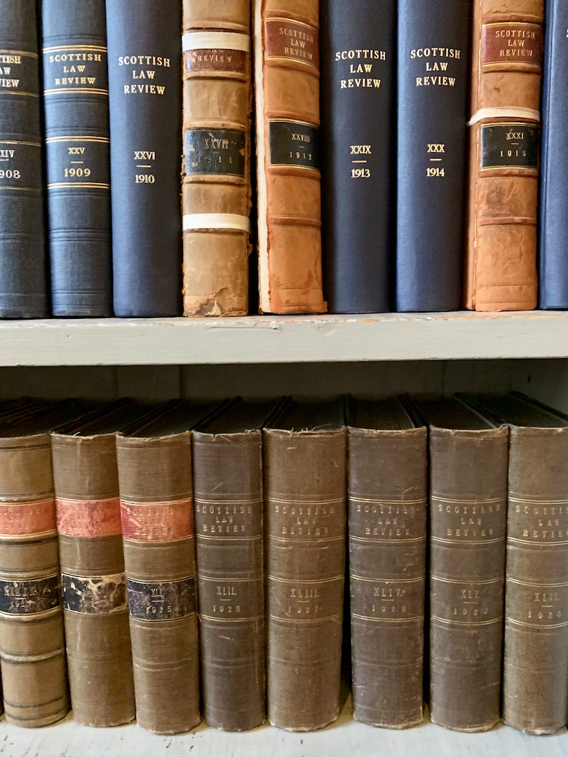 The Signet Library Books Up Close