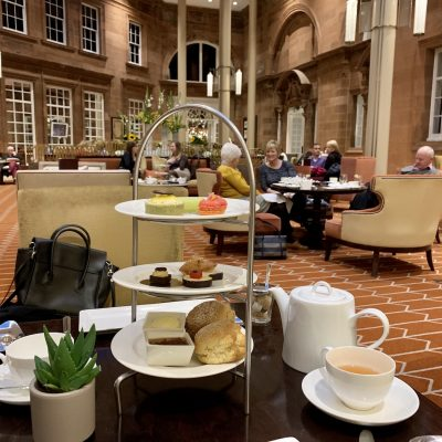 Waldorf Astoria Edinburgh Afternoon Tea