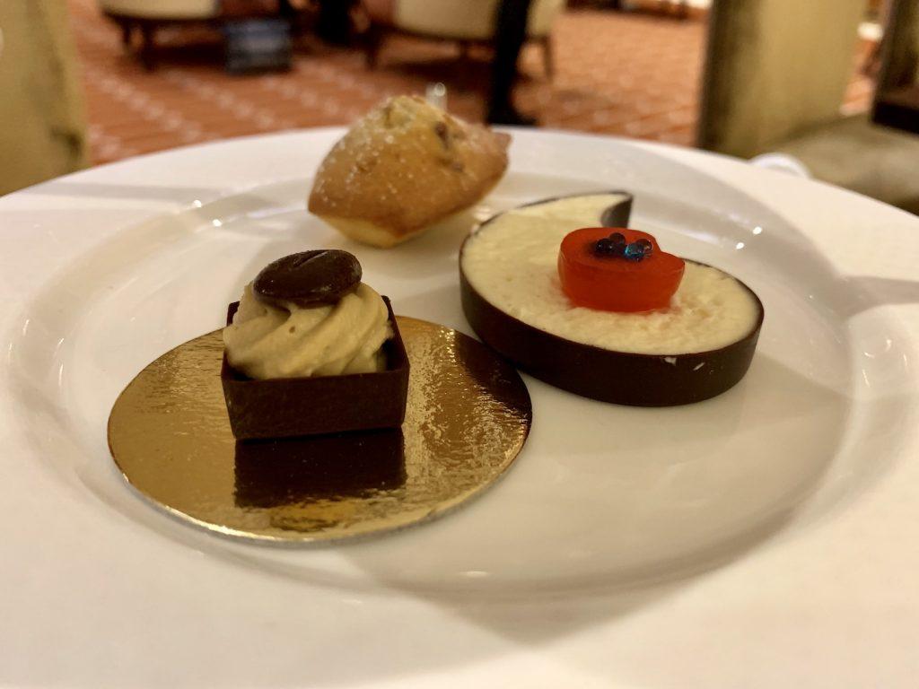 Waldorf Astoria Edinburgh Pastries Chocolate