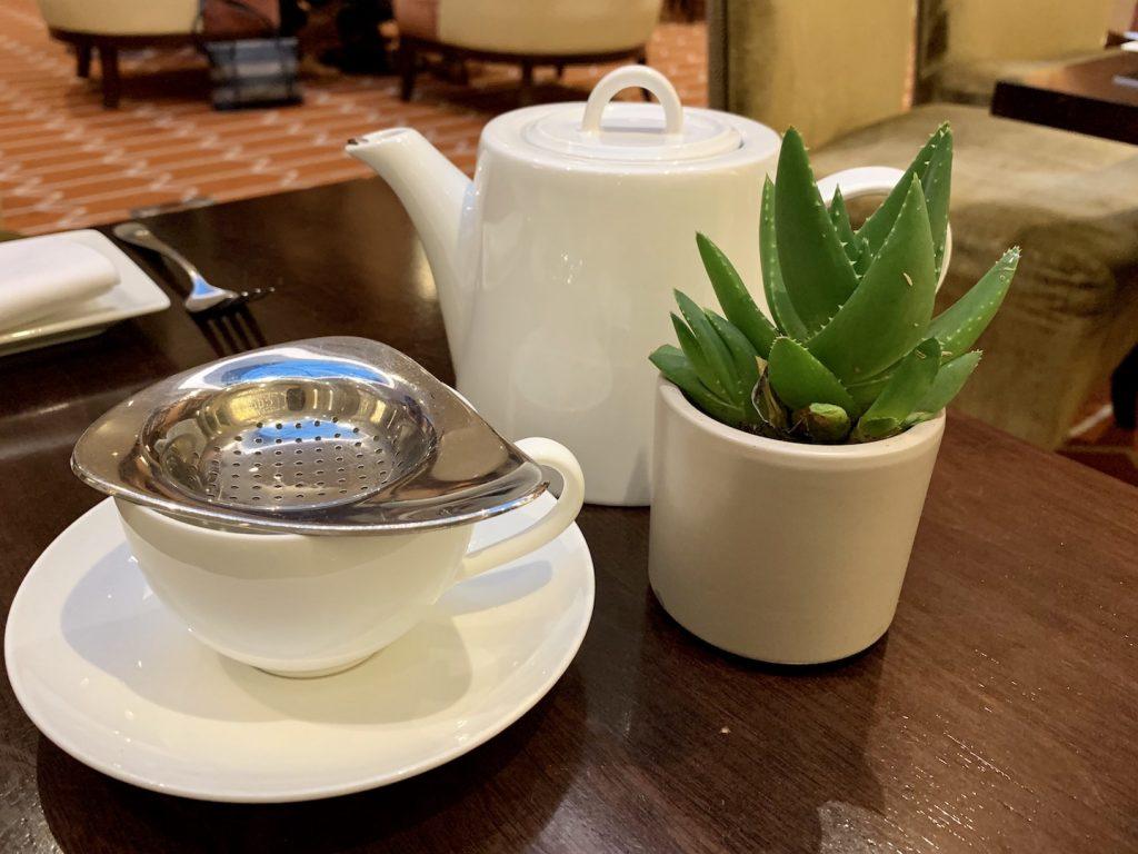 Waldorf Astoria Edinburgh Tea