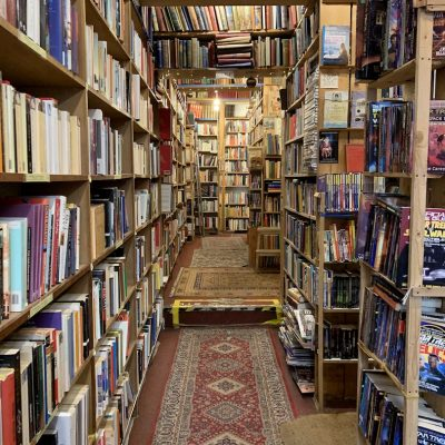 7 Bookshops to Visit in Edinburgh