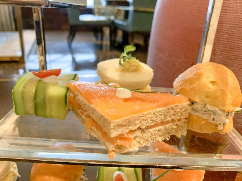 afternoon tea sandwiches fairmont amman