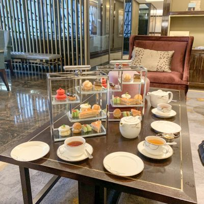 Afternoon Tea at Fairmont Amman, Jordan