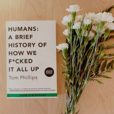Book Thoughts: Humans: A Brief History of How We F*cked It All Up
