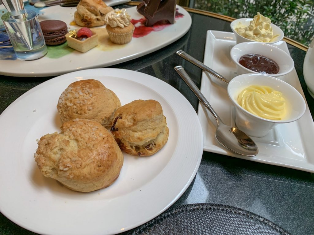 Dali Tea Scones