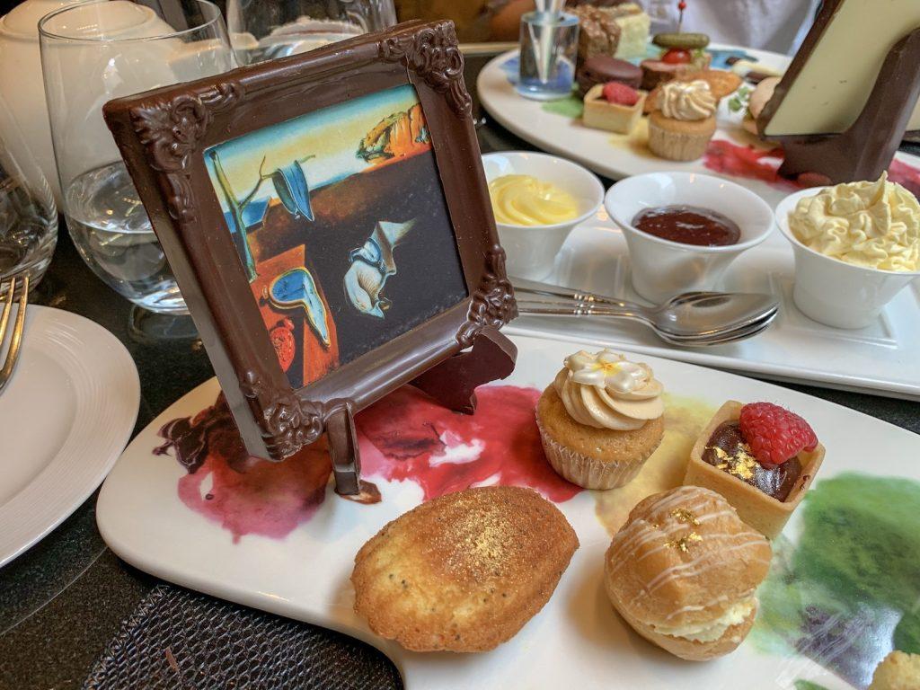 Dali Tea The Persistence of Memory