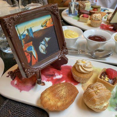 Dali Tea at The St. Regis New York