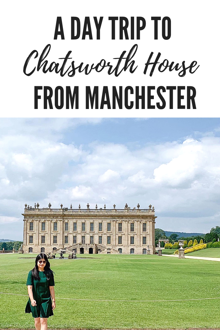 day trip to chatsworth house from manchester