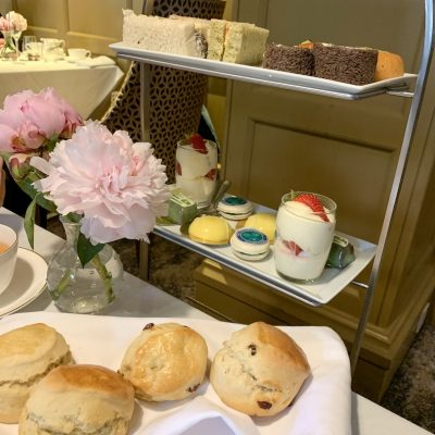Afternoon Tea at The Midland Manchester