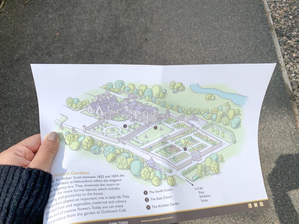 Abbotsford Map