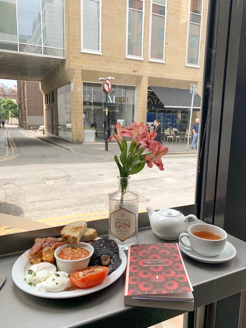 Breakfast Brewski Manchester