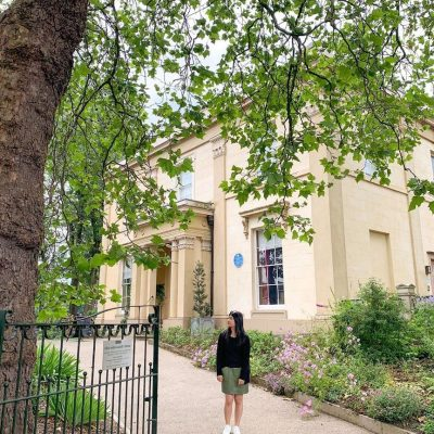 A Day Trip to Elizabeth Gaskell's House, Manchester