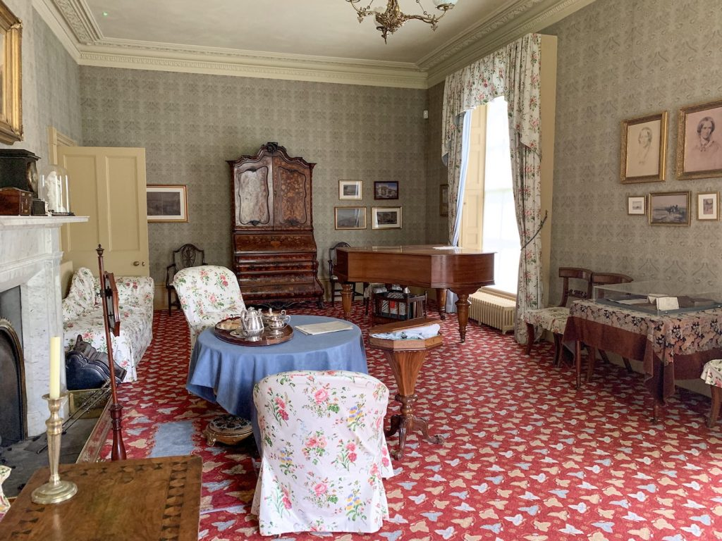 Elizabeth Gaskell House Parlor