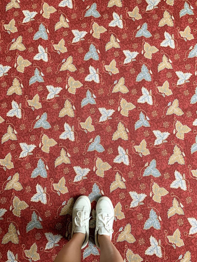 Elizabeth Gaskell House Parlor Floor