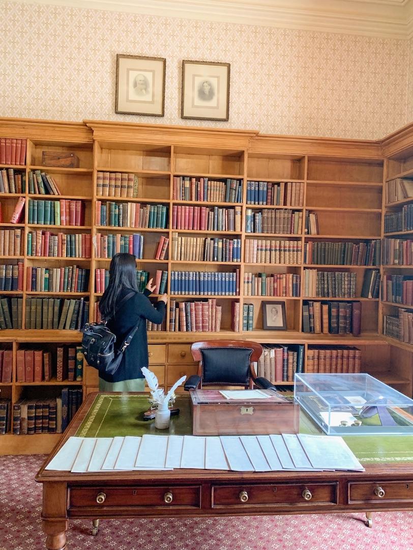 Elizabeth Gaskell House Study