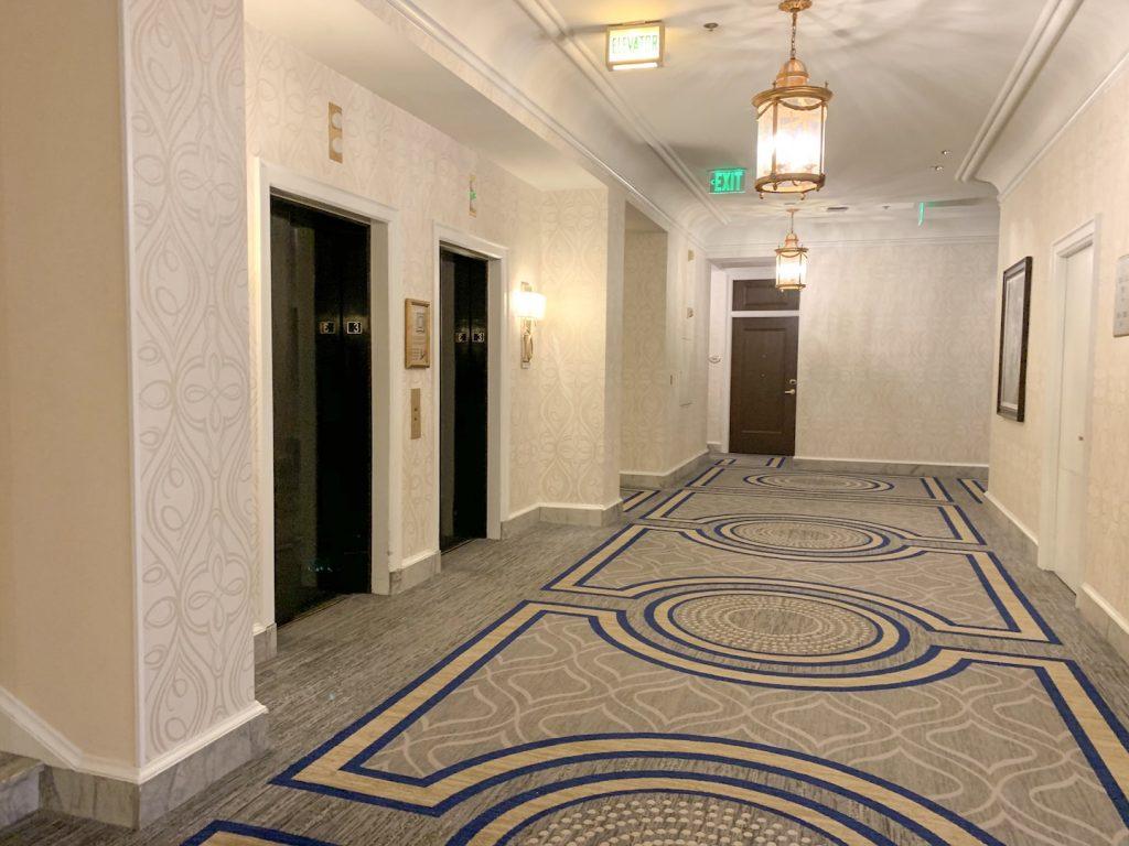 Fairmont San Francisco Elevator