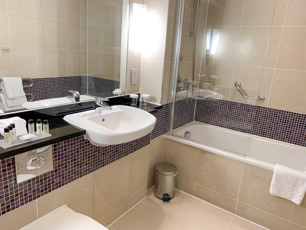 The Midland Manchester Bathroom