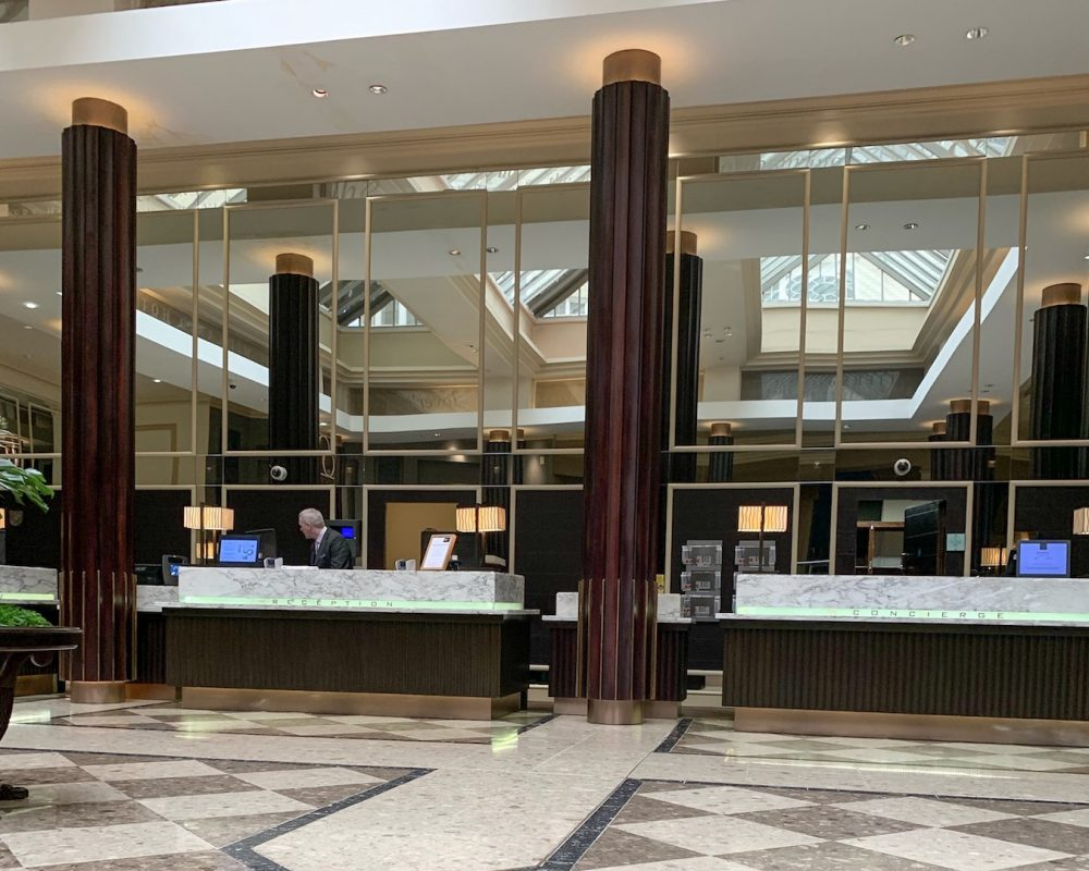 The Midland Manchester Check In