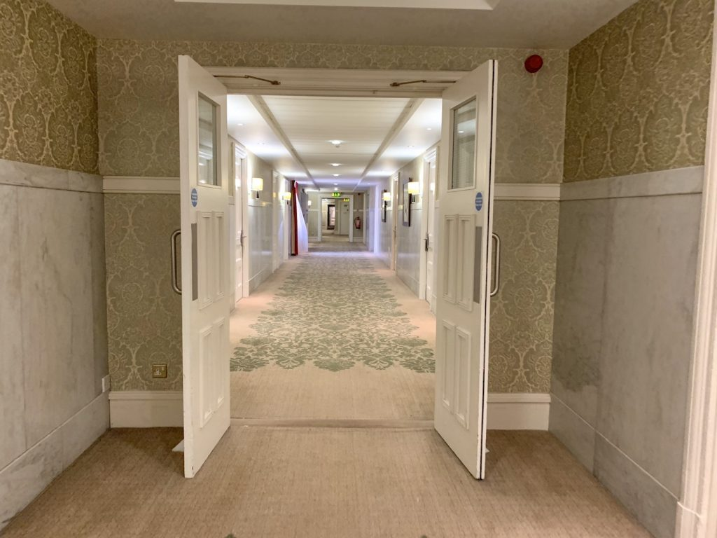 The Midland Manchester Hallway