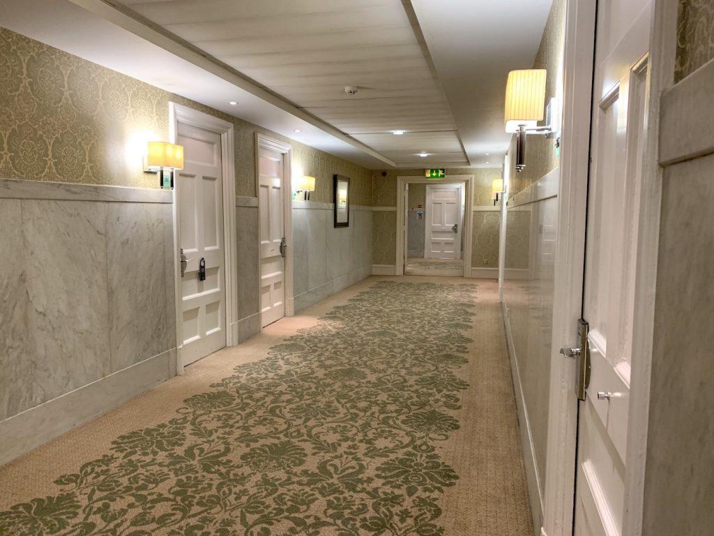 The Midland Manchester Room Door