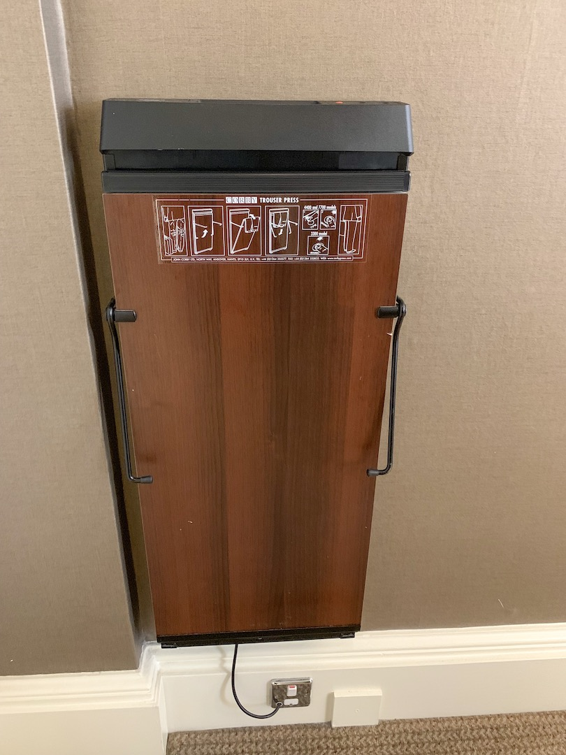 The Midland Manchester Trouser Press