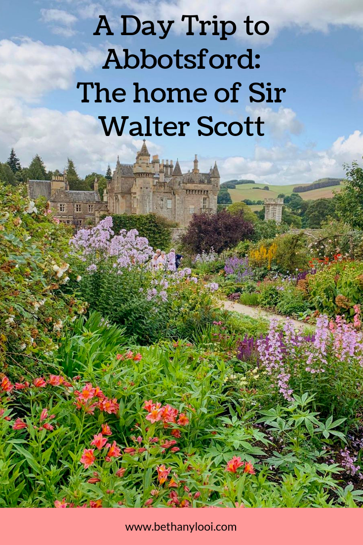 a day trip to abbotsford the home of sir walter scott