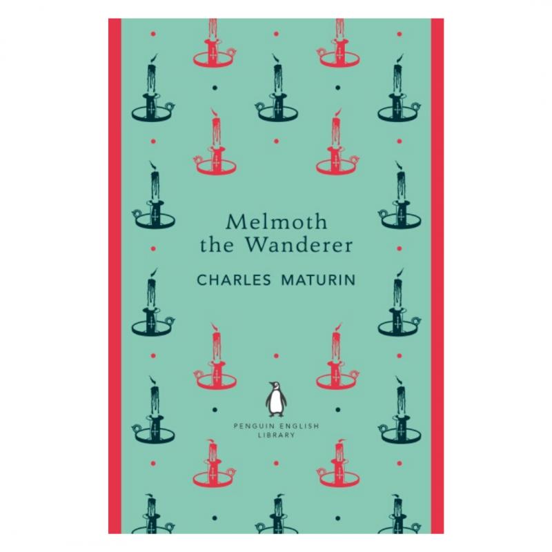 Melmoth Wanderer penguin english library