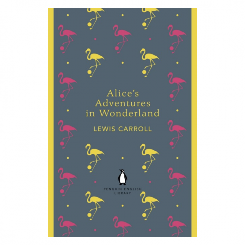 alices adventures in wonderland penguin english library