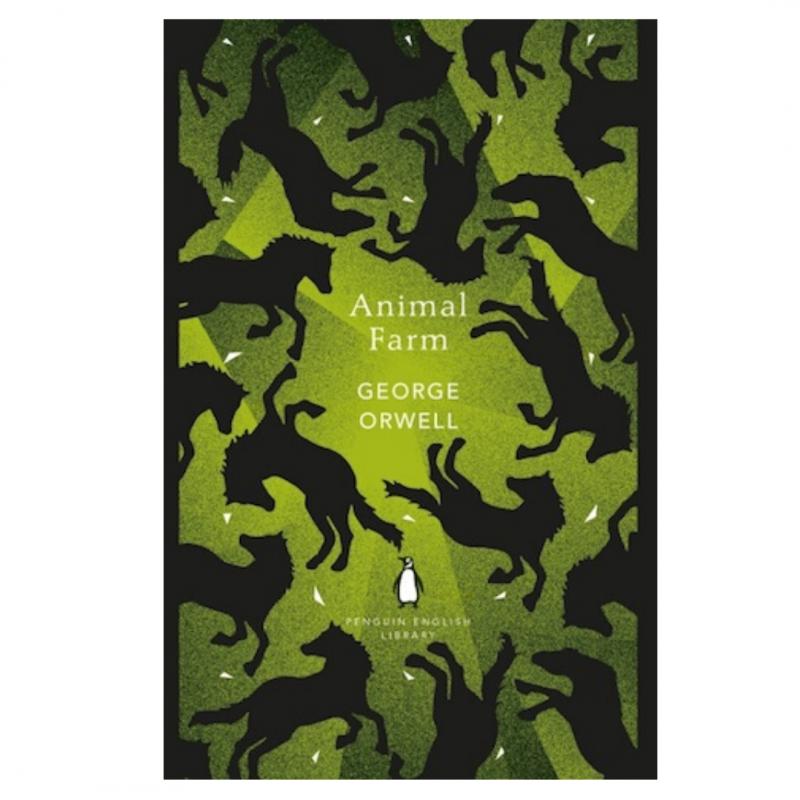 animal farm penguin english library
