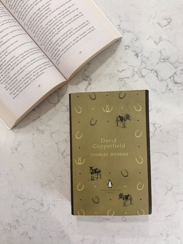 david copperfield penguin english library