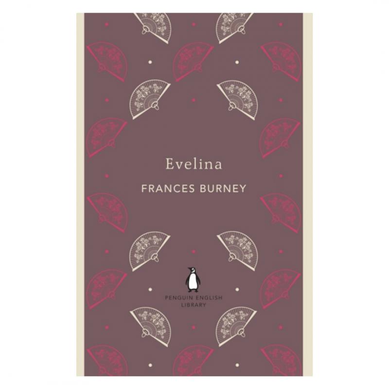 evelina penguin english library