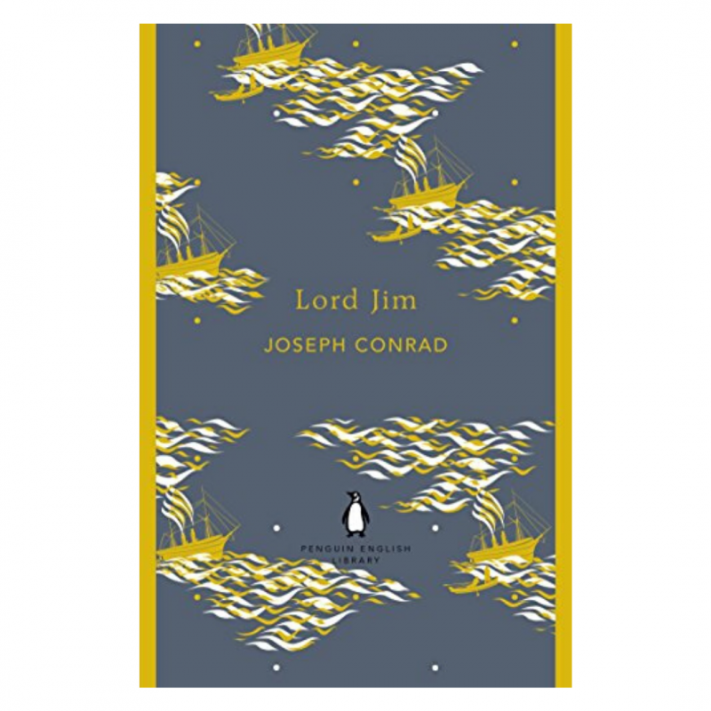 lord jim penguin english library