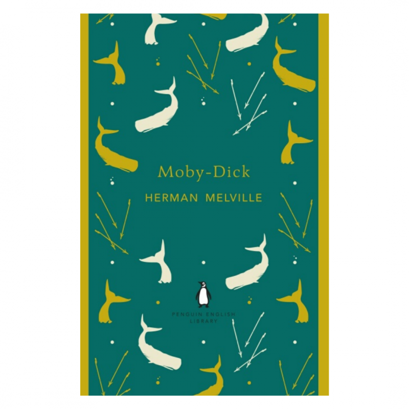 moby dick penguin english library