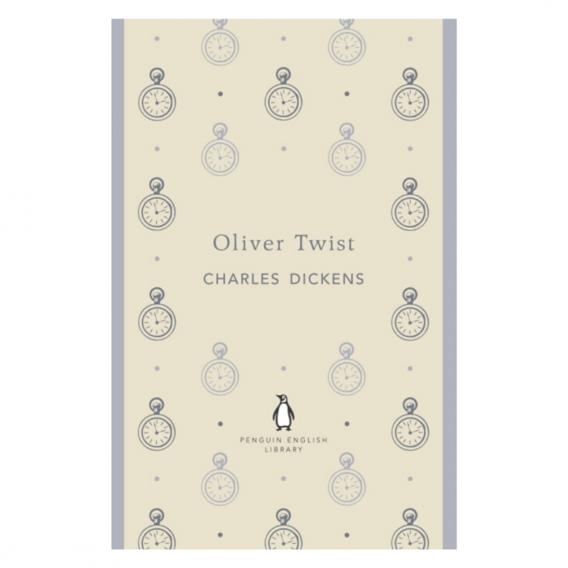 oliver twist penguin english library