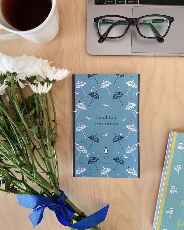 sanditon penguin english library