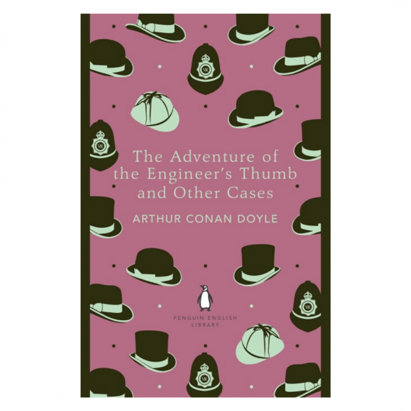 the adventure of the engineers thumb penguin english library