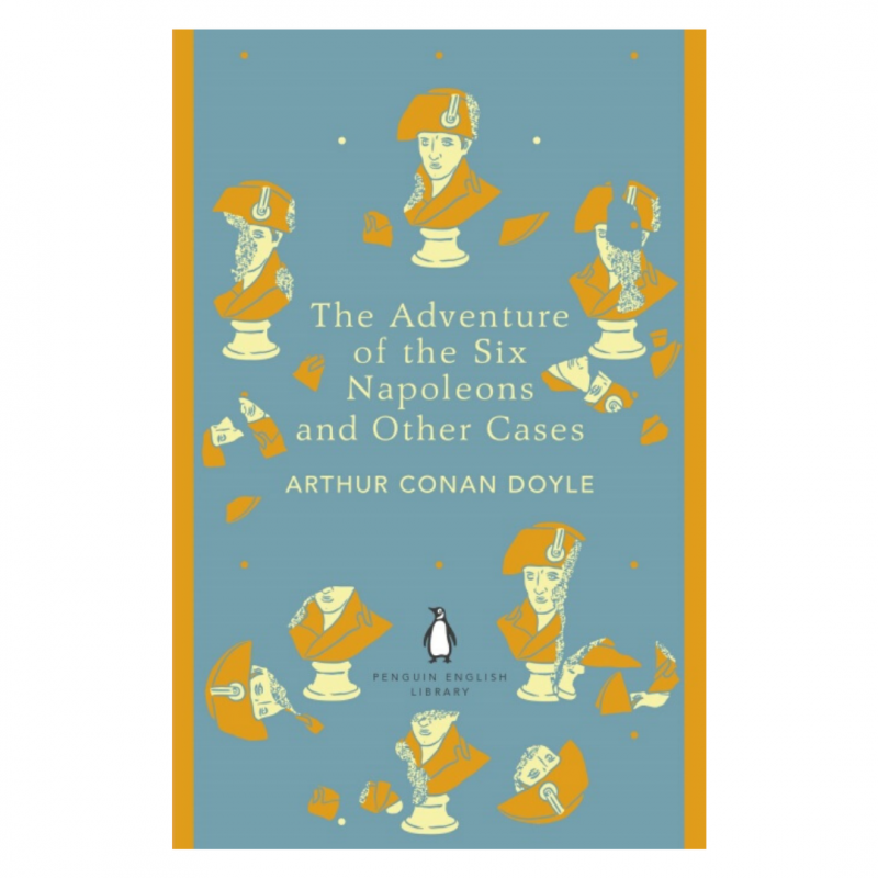 the adventure of the six napoleons penguin english library