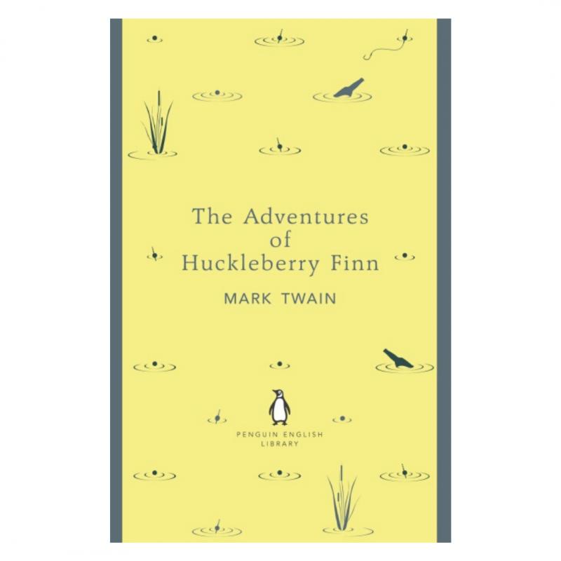 the adventures of huckleberry finn penguin english library