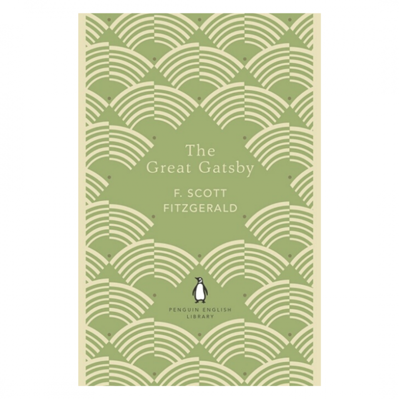 the great gatsby penguin english library