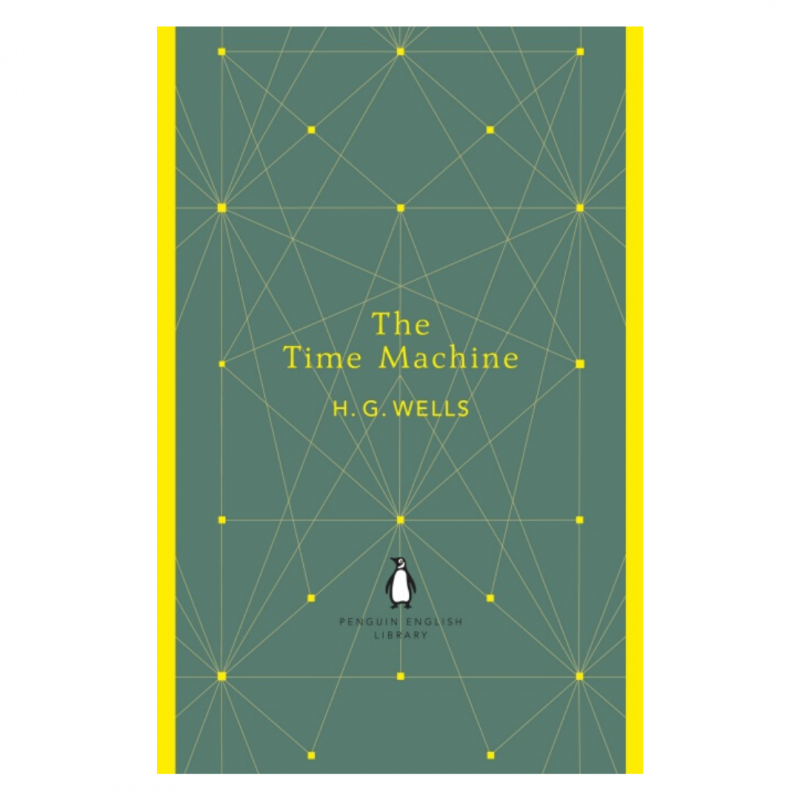the time machine penguin english library